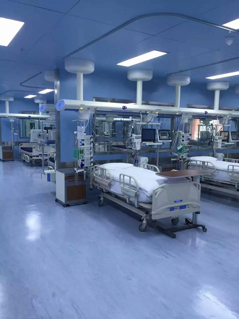 祝贺上海东方医院吉安医院顺利通过验收我司LED面板灯
