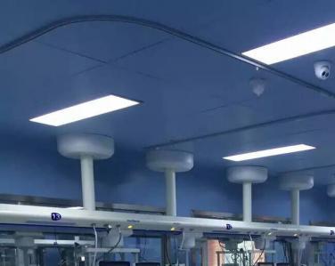 山东聊城人民医院使用景泰源LED净化灯