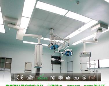 黑龙江大学佳木斯大学附属第一医院使用景泰源LED净化灯