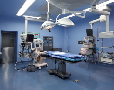 武汉协和医院使用景泰源LED平板净化灯