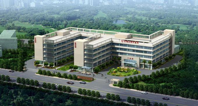 清远市横荷医院使用景泰源LED平板净化灯