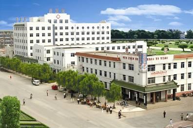 吉林省四平黎树县人民医院使用LED平板净化灯
