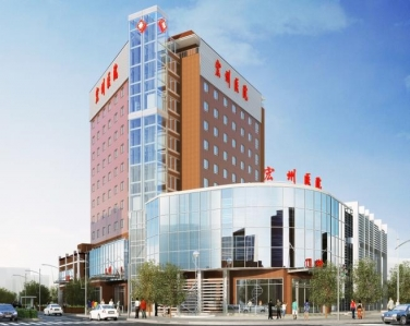 四川广安宏州医院使用景泰源LED平板净化灯