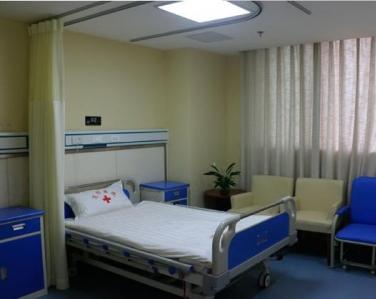 重庆渝北区金开大道消防医院使用景泰源LED平板净化灯