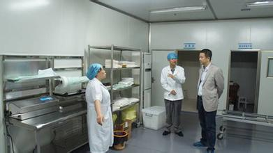 贵州-台江县人民医院使用景泰源LED平板净化灯