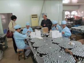 广西广明药业有限公司使用景泰源LED平板净化灯