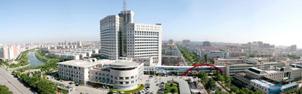 山东省聊城市人民医院使用景泰源LED平板净化灯