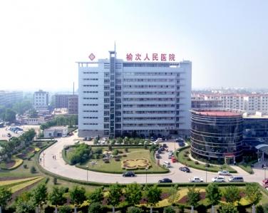 山西-榆次人民医院使用景泰源LED平板净化灯
