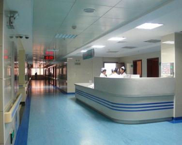 武汉-宣恩县人民医院使用景泰源LED平板净化灯