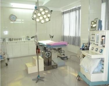 广东-连州北山医院使用景泰源LED平板净化灯
