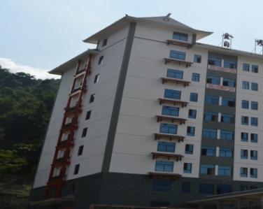 广西-金秀县人民医院使用景泰源LED平板净化灯