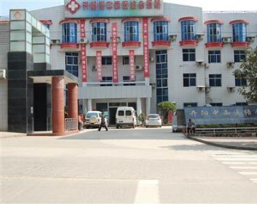 贵州-开阳县中西医结合医院使用景泰源LED平板净化灯