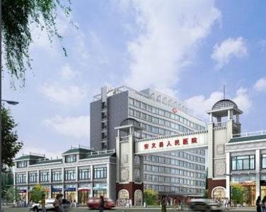 江西省南昌市安义县文峰医院使用景泰源LED平板净化灯