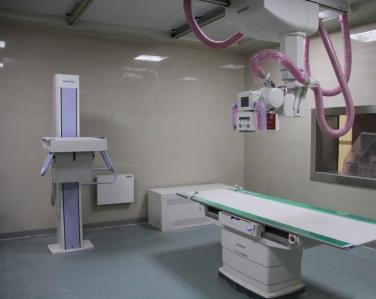 重庆云阳县中医院使用景泰源LED平板净化灯