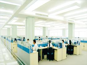富士康科技集团使用景泰源LED平板净化灯