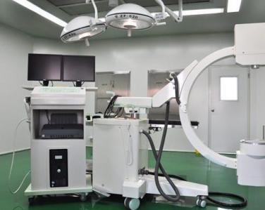 玉屏龙华湘骨伤科医院使用景泰源LED平板净化灯