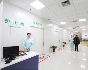 重庆市九龙坡区建设医院使用景泰源LED平板净化灯