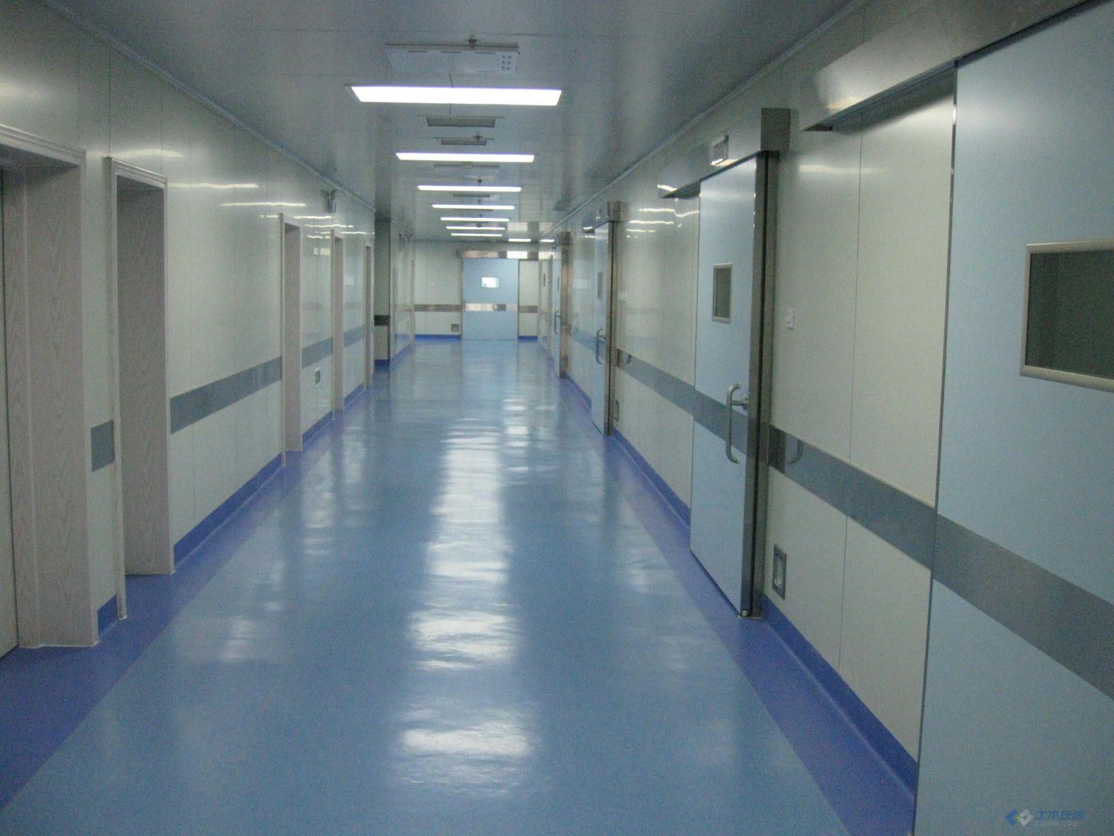 湖南祁阳县人民医院使用景泰源LED净化灯