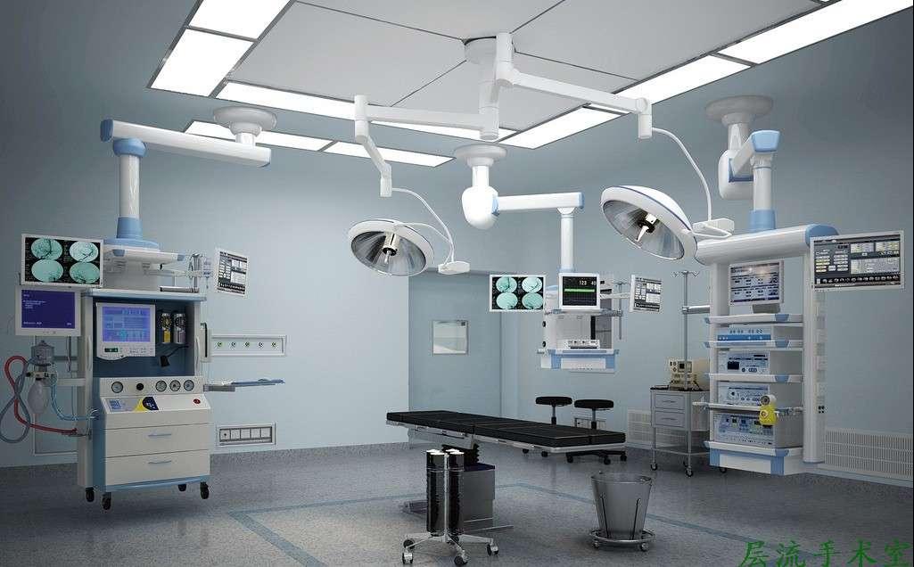 北京清华大学校医院使用LED净化灯