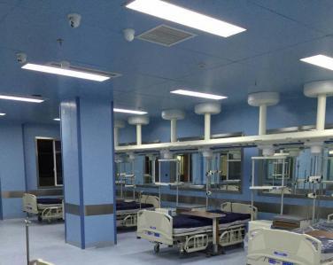 山东聊城市肿瘤医院采购景泰源LED净化灯