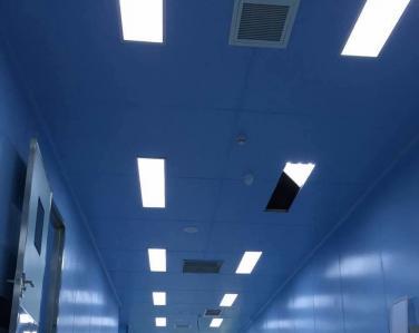 湖北蕲春李时珍中医院使用景泰源LED净化灯