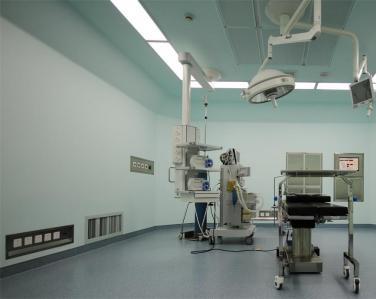 甘肃金昌市新建第一人民医院使用景泰源LED净化灯
