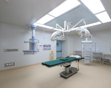 青海民和县人民医院使用景泰源LED净化灯