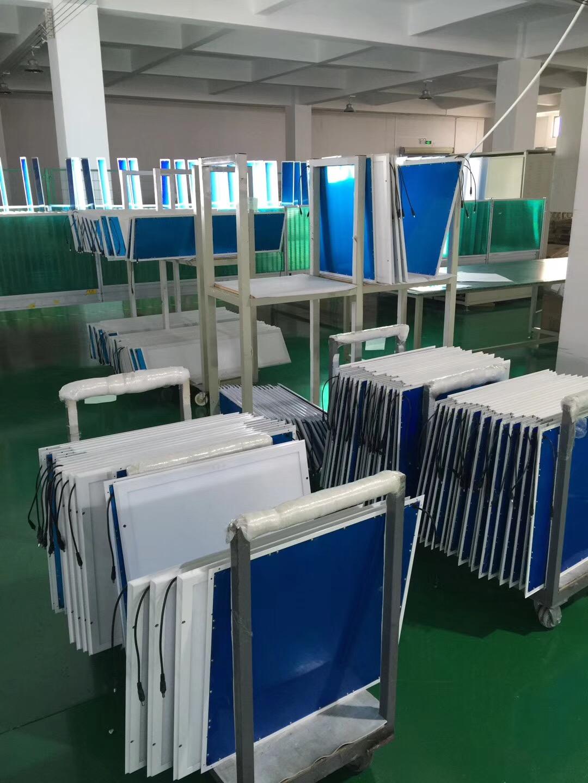 热烈祝贺景泰源品牌LED净化灯入围LED行业中国优先品牌