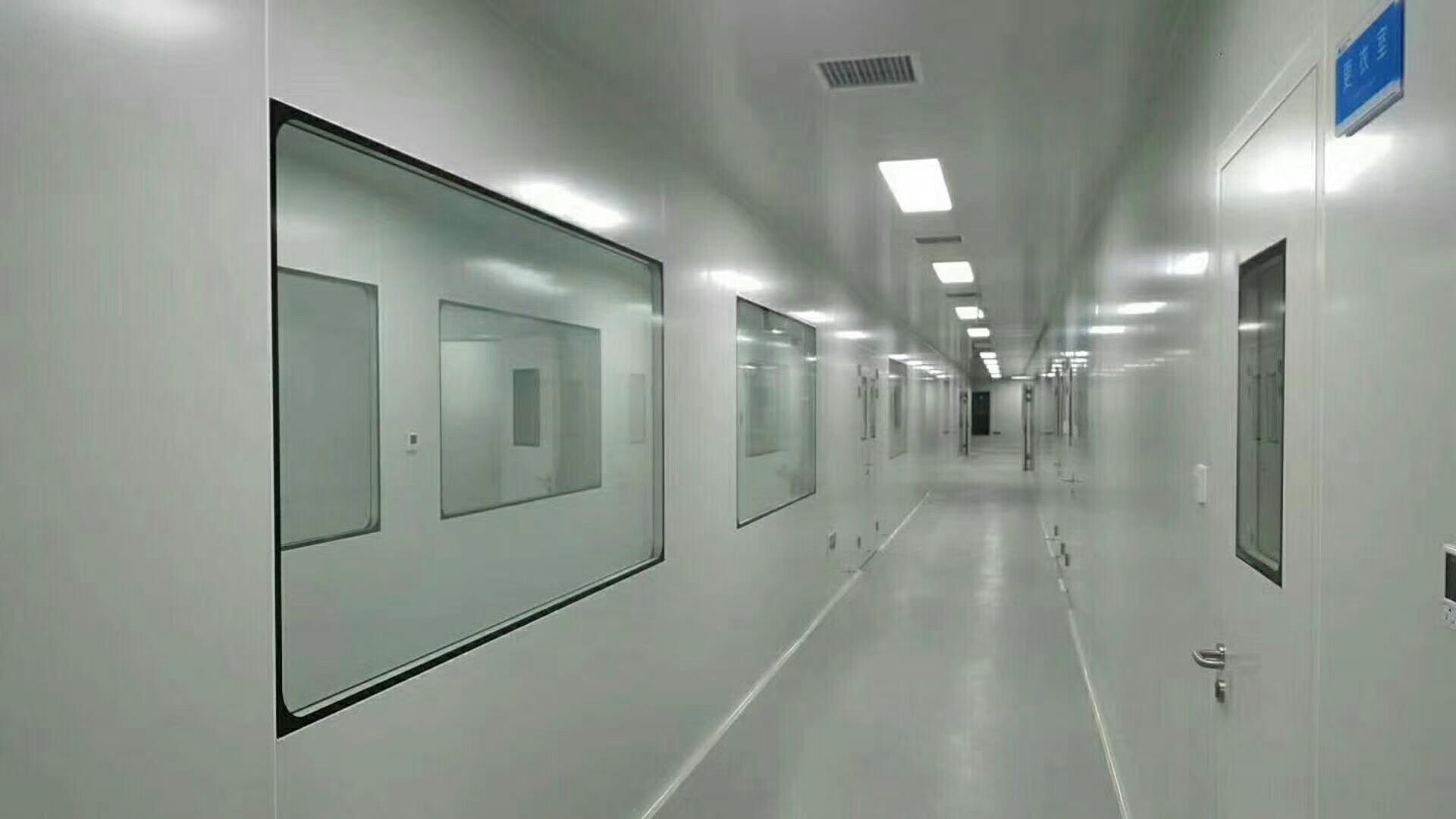 陕西省延安市安塞区妇幼保健院使用景泰源LED洁净灯