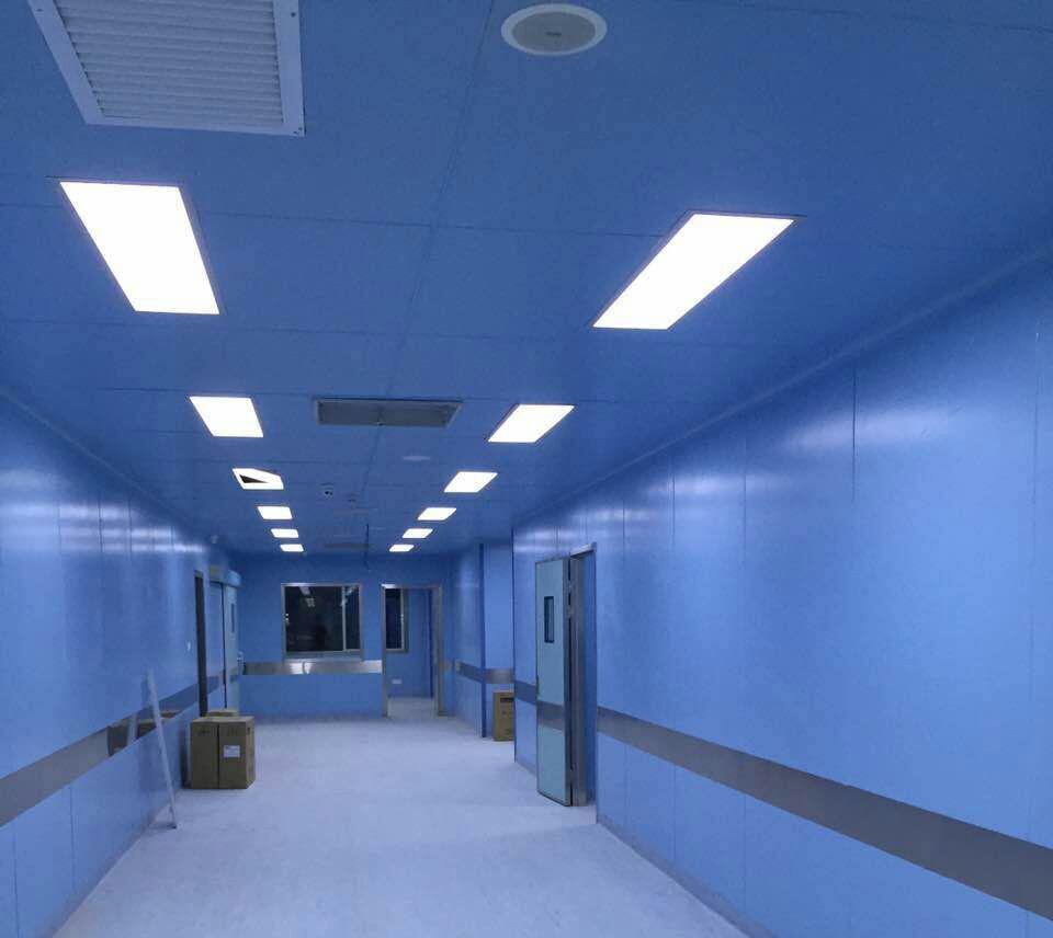 北京太阳城医院使用景泰源LED净化灯
