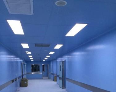山东艾兰药业使用景泰源LED净化灯
