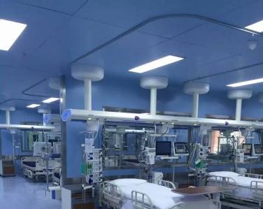 湖北省蕲春县人民医院使用景泰源LED洁净灯