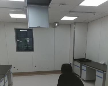 梅州市人民医院使用景泰源LED净化灯