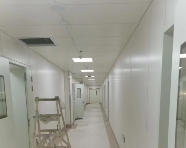 巩义市人民医院东区医院使用景泰源LED面板净化灯