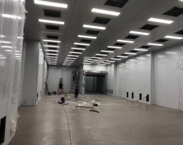 福建福光股份有限公司使用景泰源LED净化灯