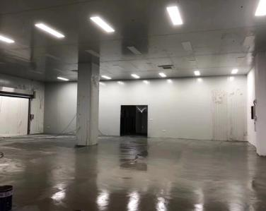 祥达光学(厦门)公司使用景泰源LED净化灯