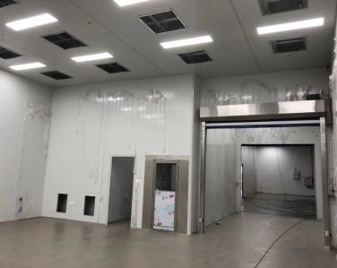 厦门法拉电子股份公司使用景泰源LED洁净灯